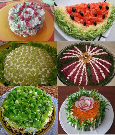 вкусные но недорогие салаты на праздничный стол рецепты с фото