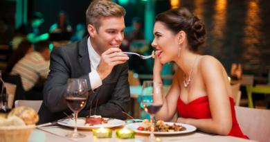 Блюда для романтического ужина. Что приготовить на 14 февраля