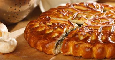 Дрожжевое тесто для пирогов. Секреты пышного дрожжевого теста