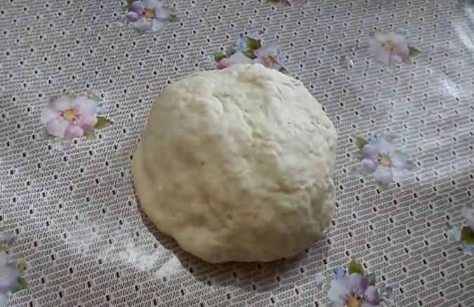 Тесто на пельмени нежное рецепт с фото пошагово