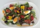 Рецепты салатов с фото простые и вкусные. Топ 8 легких весенних салатов