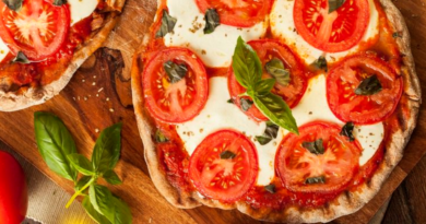 Вкусное тесто для пиццы-дрожжевое и без дрожжей + рецепт быстрой пиццы как в пиццерии