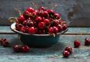 Варенье из вишни и черешни на зиму. Как варить вишневое варенье с косточками