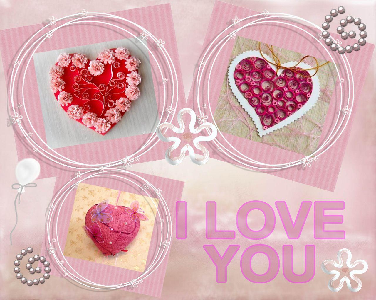Валентинки своими руками Как сделать валентинку 12
