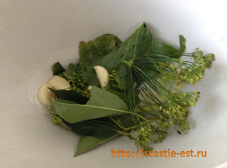 Малосольные огурцы рецепт горячий рассол на 1 литр воды