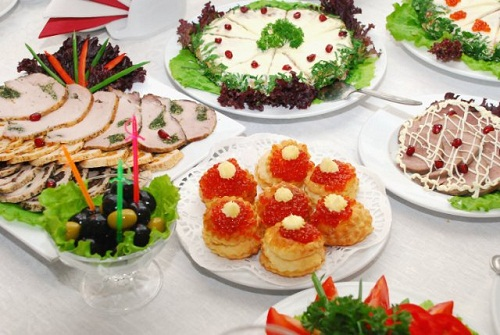 Рецепты быстрых блюд. Как быстро накрыть стол для гостей