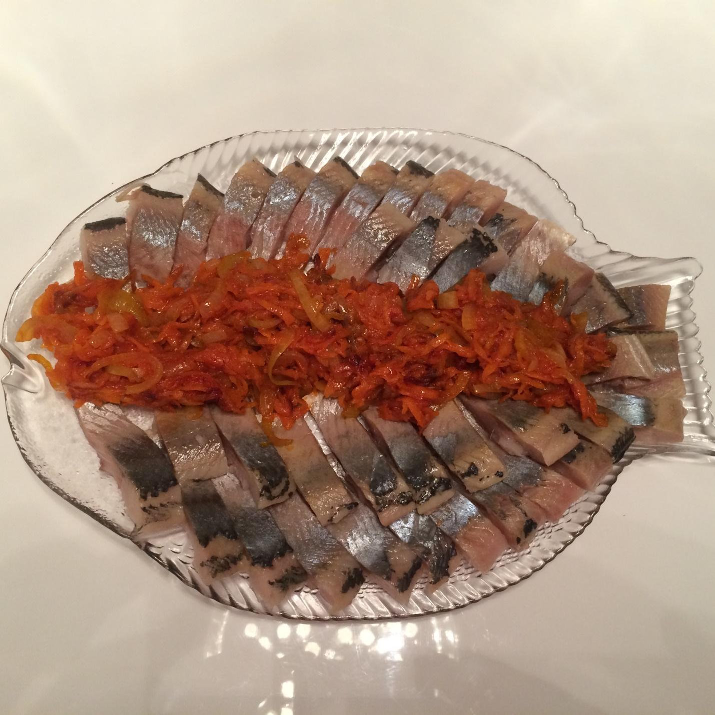салаты с селёдкой рецепты с фото простые и вкусные