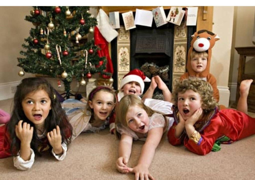 Смотри! Новогодние игры и конкурсы для детей на Новый год 2019 рекомендации