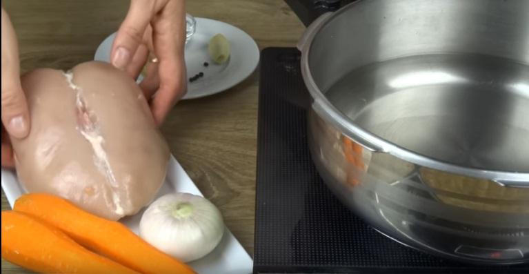 Рецепт вкусного холодца из курицы