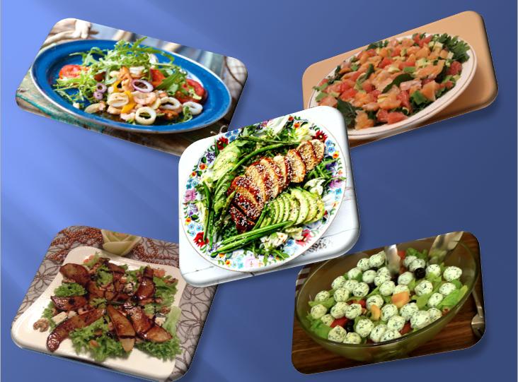 Отзывы о наивкуснейших праздничных салатов