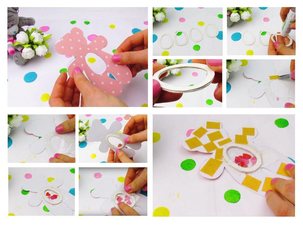 111-2 Поделка — валентинка своими руками из бумаги, ткани: шаблоны, выкроки. Как сделать красивую валентинку своими руками маме, парню, в школу?