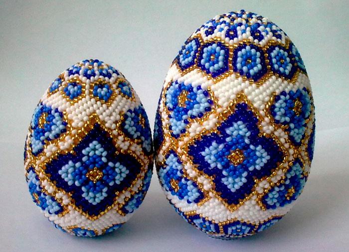 Мастер класс декорирование яиц