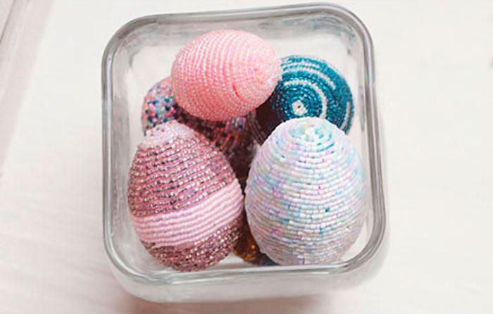 2 Мастер класс декорирование яиц