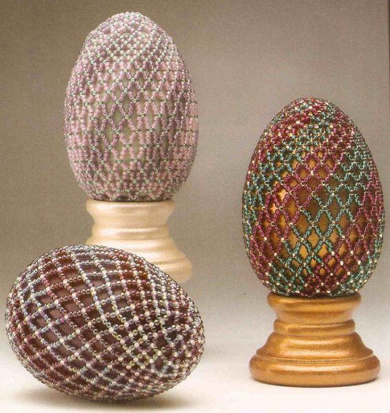 1-1 Мастер класс декорирование яиц