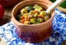 Овощное рагу с кабачками и баклажанами — топ 8 рецептов