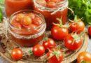 Помидоры в собственном соку — рецепты «пальчики оближешь»
