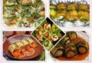 Рулетики из кабачков с разными начинками — 11 простых и вкусных рецептов
