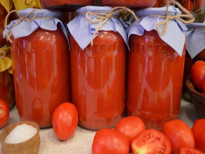 Томатный сок на зиму в домашних условиях – простые и вкусные рецепты