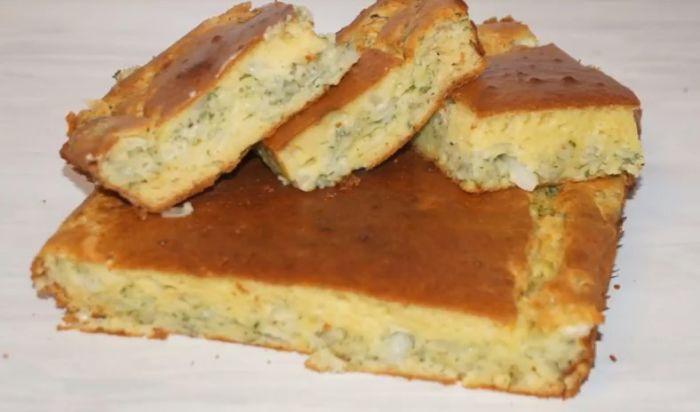 Заливной пирог с капустой - 17 рецептов приготовления пошагово