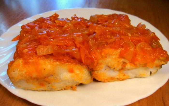 Вкусная рыба под маринадом – 6 классических рецептов