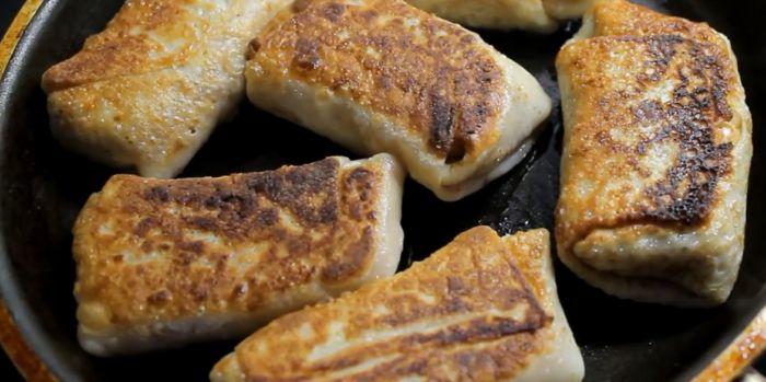 Блины с мясом — 10 вкусных пошаговых рецептов