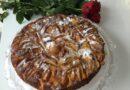 Яблочный пирог с морковью в духовке, который тает во рту