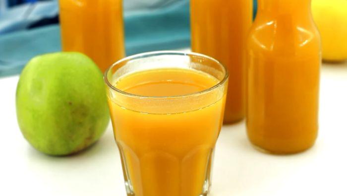 яблочно-тыквенный сок