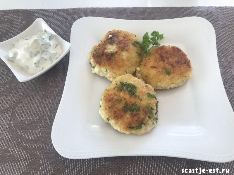 соленые сырники