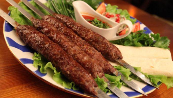 люля-кебаб на говядине