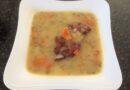 Гороховый суп с копченостями —8 классических рецептов