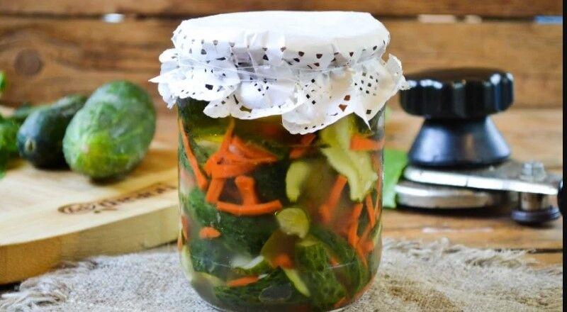 Огурцы по-корейски на зиму – 7 самых вкусных рецептов