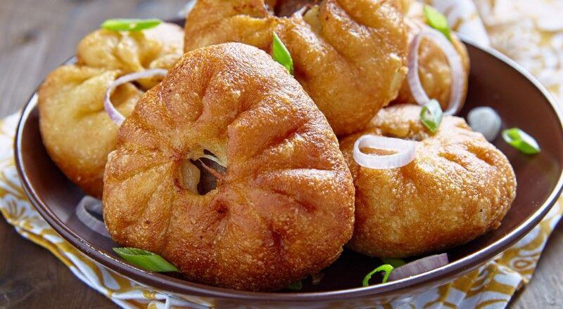 Беляши с мясом — вкусные рецепты на сковороде