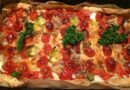 Пирог из кабачков с фаршем — очень вкусные рецепты в духовке